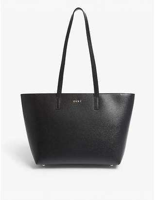 DKNY Bryant Park medium leather tote