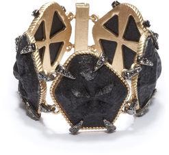 Rachel Roy Heart Cameo Bracelet