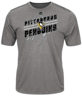 Majestic Men Pittsburgh Penguins Drop Pass T-Shirt