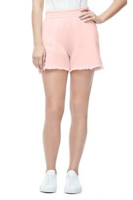 Good American The High Waist Shorts - Blush001