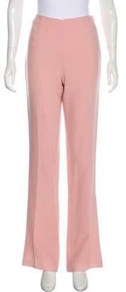 Ralph Lauren Purple Label Wool Mid-Rise Pants