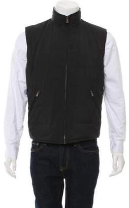 Loro Piana Down Filled Zip-Up Vest