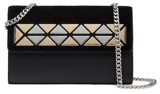 Vince Camuto Fit Leather Crossbody Bag