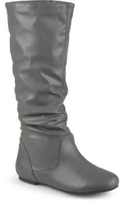Co Brinley Womens Slouch Riding Mid-Calf Boots