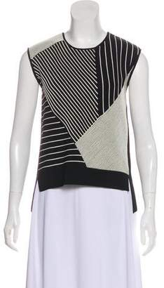 Timo Weiland Textured Sleeveless Top