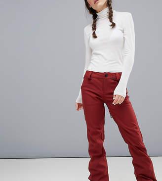 Volcom Species stretch ski trouser in red