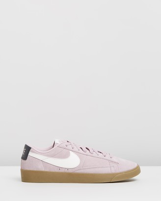 Nike Blazer Low Suede - Women's