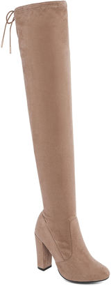 Bamboo Hilltop 20m Womens Over the Knee Boots $59.99 thestylecure.com