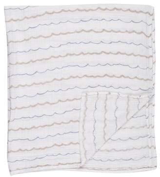 Aden Anais Aden + Anais Kids' Printed Knit Blanket