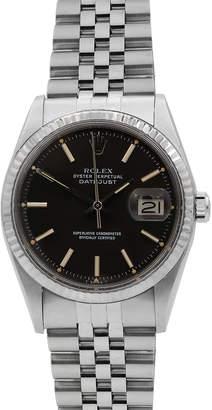 Rolex Pre-Owned 36mm Men's Datejust Bracelet Watch