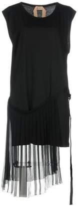 N°21 (ヌメロ ヴェントゥーノ) - ヌメロ ヴェントゥーノ ミニワンピース&ドレス