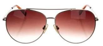 Michael Kors Kauai Aviator Sunglasses