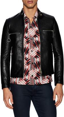 Balenciaga Zip Stand Collar Jacket