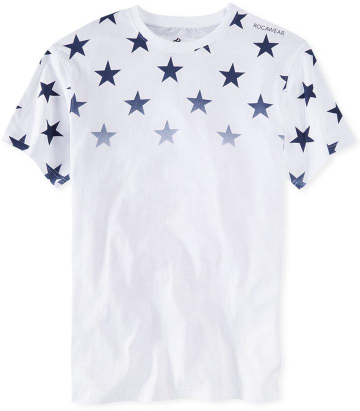 Rocawear 'Top Stars & Stripes' T-Shirt