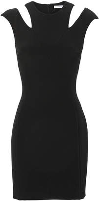 Versace Cutout Mini Dress