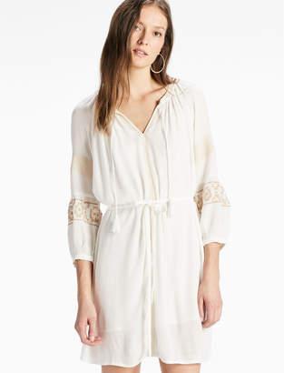 Lucky Brand BOHO SLEEVE DRESS