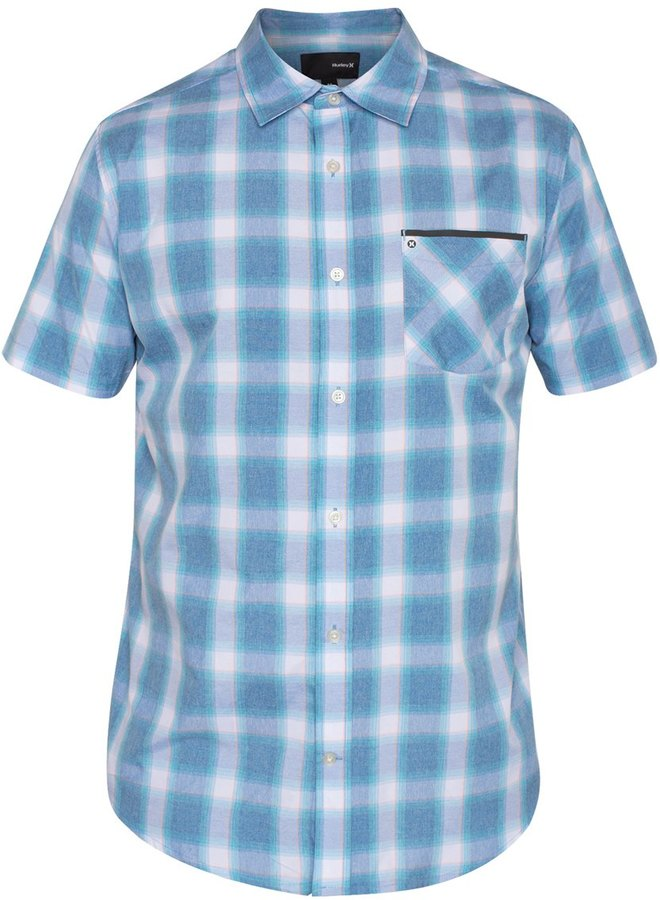 Hurley Men's DriFit Dakota Short Sleeve Shirt - 8143717