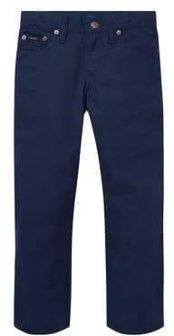 Ralph Lauren Little Boy's Poplin Pants