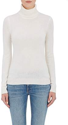 Barneys New York BARNEYS NEW YORK WOMEN'S CASHMERE TURTLENECK SWEATER $189 thestylecure.com