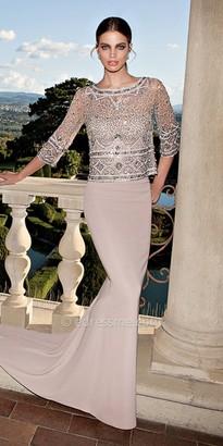 Tarik Ediz Anastasia Evening Dress $2,100 thestylecure.com
