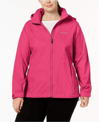 a9281b7f13b Columbia Purple Plus Size Jackets - ShopStyle