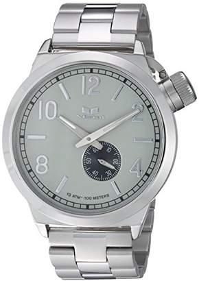 Vestal ' Canteen Metal' Quartz Stainless Steel Casual Watch
