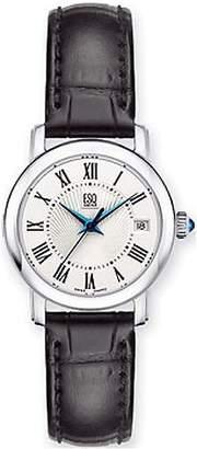 ESQ by Movado Esq Women's Filmore 07100967 Leather Swiss Quartz Watch with Dial