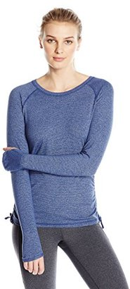 Lucy Women's Dashing Stripes Long Sleeve Tee $65 thestylecure.com