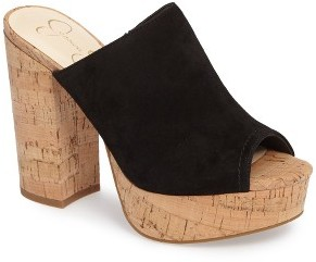 Women's Jessica Simpson Giavanna Open Toe Platform Slide $109.95 thestylecure.com
