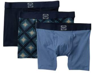Lucky Brand Stretch Boxer Brief - Pack of 3