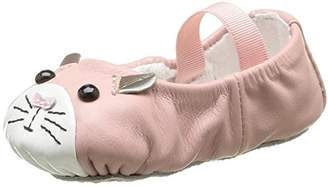 Bloch Baby Girls' Hamster Booties Pink Size: