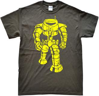 Theory Stooble Original Print Stooble Men's Big Bot T-Shirt, Size 2XL