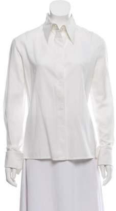 CNC Costume National Long Sleeve Lightweight Top