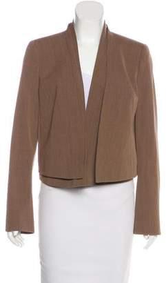 Akris Wool Open Front Blazer w/ Tags