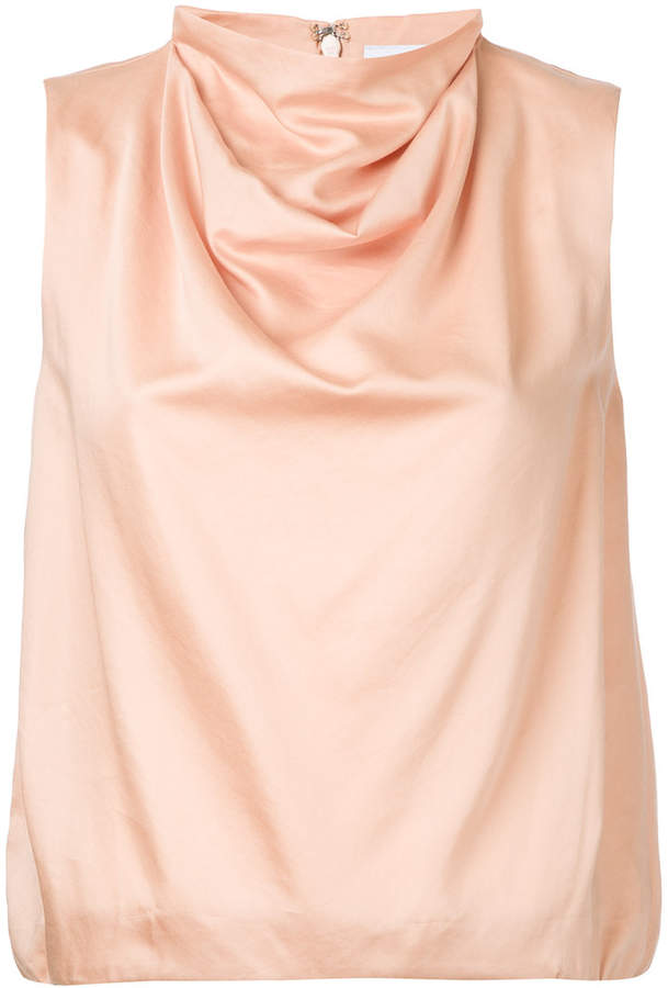 08sircus draped neck top