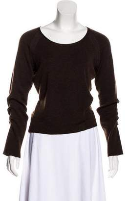 Chanel Cashmere Long Sleeve Sweater