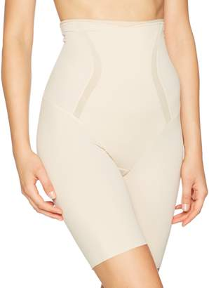 Maidenform Women's Firm Foundations Hi-Waist Thigh Slimmer