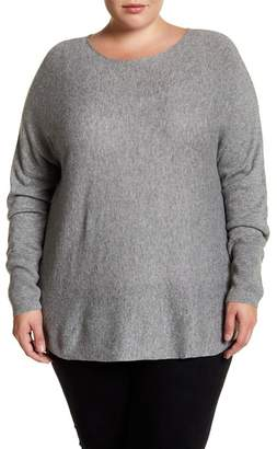 Susina Pullover Knit Sweater (Plus Size)