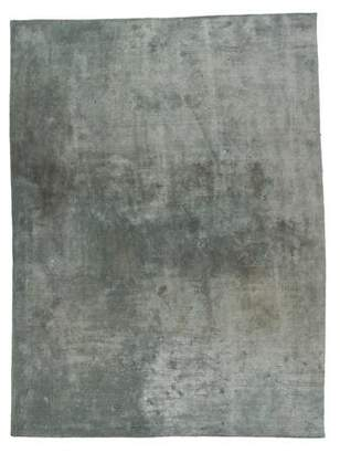 "Wool & Bamboo Silk Rug 9'1"" x 12"""