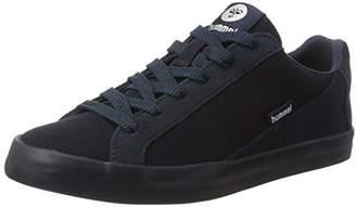 Hummel Cross Court Canvas, Unisex Adults' Low-Top Sneakers,(39 EU)