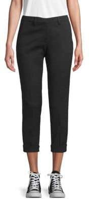Love Moschino Classic Textured Trousers