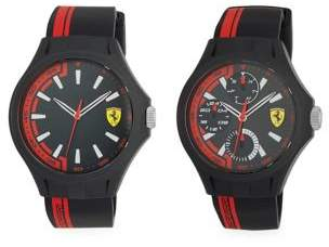 Ferrari Scuderia Pit Crew Two-Piece Set