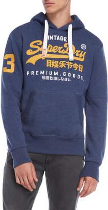 Superdry Premium Logo Hoodie