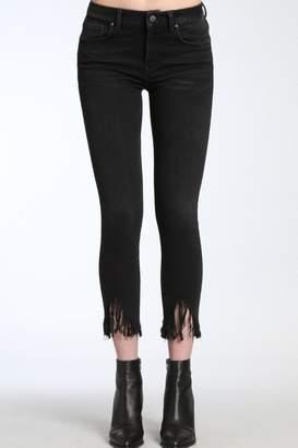 Mavi Jeans Tess Smoke Fringe Jeans
