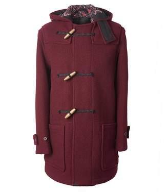Pretty Green Wool Gloverall Duffle Coat