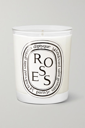 Diptyque Roses Scented Candle, 190g - Colorless