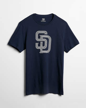 Express San Diego Padres Crew Neck Tee