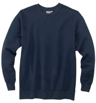 Weatherproof Adult Cross Weave Sweatshirt