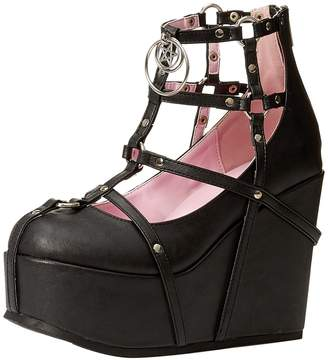 Demonia Women's Poison-25-1 Ankle Boot