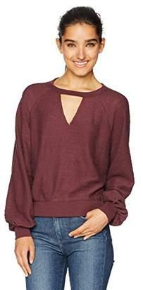 O'Neill Women's Kennedy Knit Pullover Top